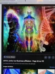 l'intelligence du blob ö coronavirus, covid18,