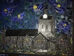 Robert Galgoczi, pontorson, la luminologie en galerie, Galerie.fr,