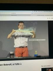 la supraconductivité, Justin Bobroff,