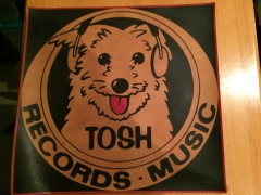 Tosh, toshrecords, DLS, david lionel scott, theatredarts, Pierre-Mary Besnard,