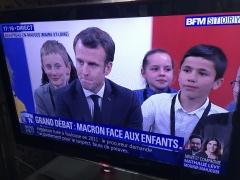 électromagnétologie, Éducation Gnomon, Emmanuel Macron,