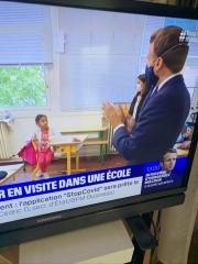 le zorro de Macron, valknut,