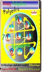 artologie,polyèdre, géométrie, soli-lunaire,